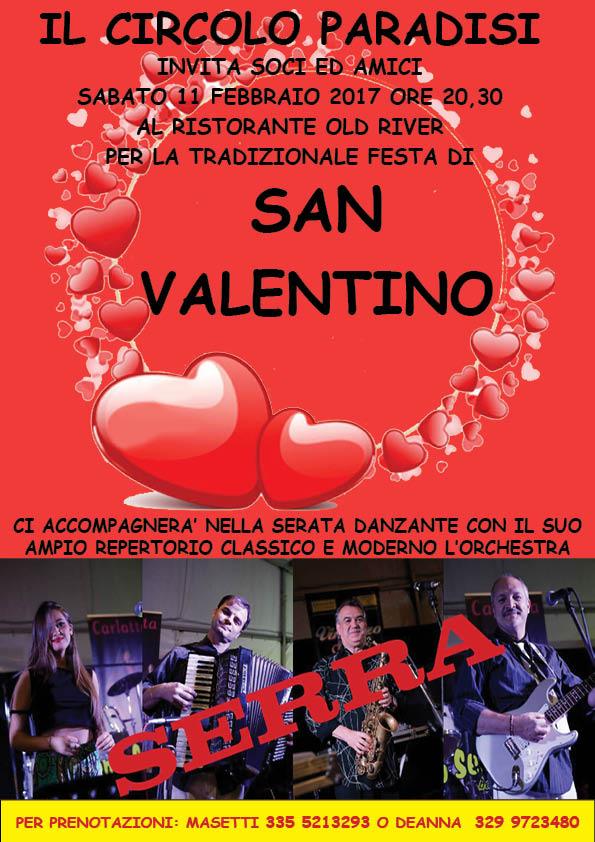 Volantino San Valentini 2017